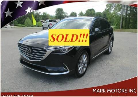2020 Mazda CX-9 for sale at Mark Motors Inc in Gray KY