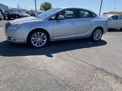 2014 Buick Verano for sale at All American Auto Sales LLC in Nampa ID