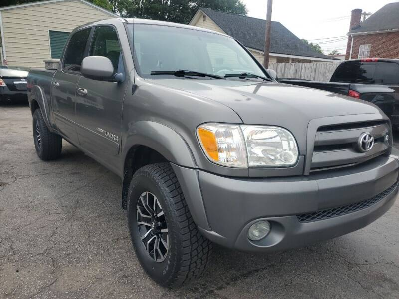 2005 Toyota Tundra for sale at Allen's Auto Sales LLC in Greenville SC