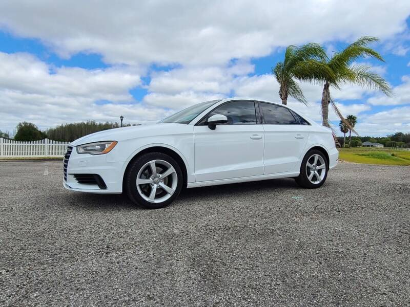2016 Audi A3 for sale at Specialty Motors LLC in Land O Lakes FL