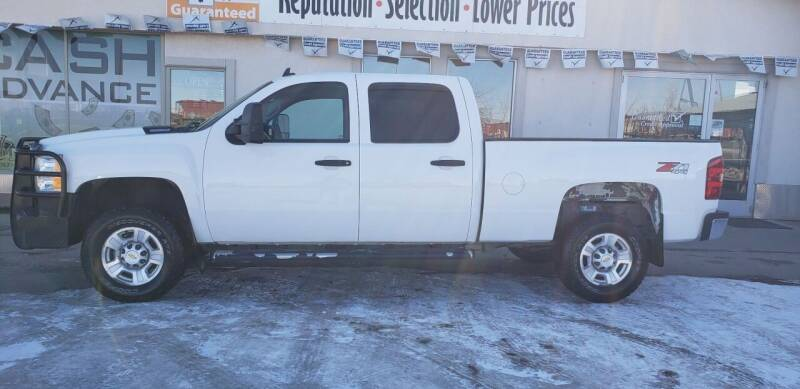 2009 Chevrolet Silverado 2500HD for sale at HomeTown Motors in Gillette WY