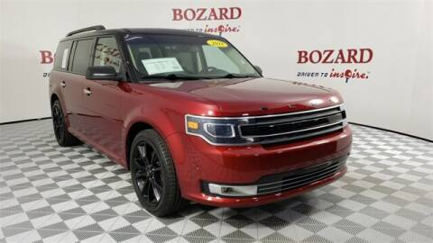 2018 Ford Flex for sale at BOZARD FORD in Saint Augustine FL
