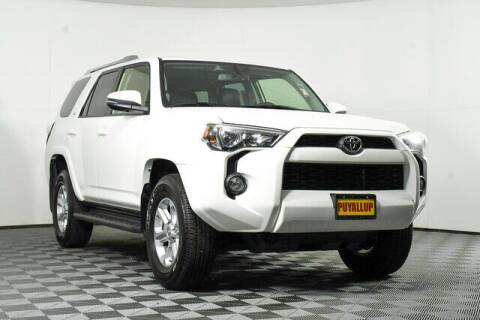 2016 Toyota 4Runner for sale at Washington Auto Credit in Puyallup WA