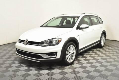 2019 Volkswagen Golf Alltrack for sale at Southern Auto Solutions-Jim Ellis Volkswagen Atlan in Marietta GA