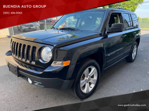 2013 Jeep Patriot for sale at BUENDIA AUTO GROUP in Hasbrouck Heights NJ