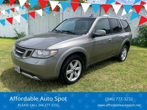 2007 Saab 9-7X for sale at Affordable Auto Spot in Houston TX