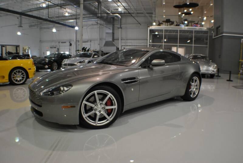 2007 Aston Martin V8 Vantage for sale at Euro Prestige Imports llc. in Indian Trail NC