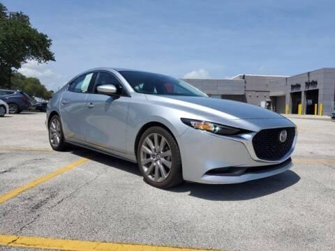 2020 Mazda Mazda3 Sedan for sale at GATOR'S IMPORT SUPERSTORE in Melbourne FL