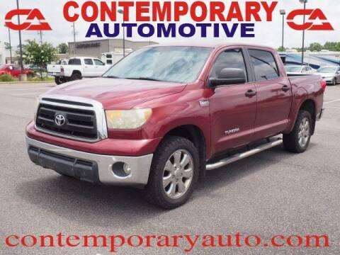 2010 Toyota Tundra for sale at Contemporary Auto in Tuscaloosa AL