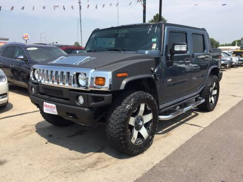 2006 HUMMER H2 SUT for sale at De Anda Auto Sales in South Sioux City NE