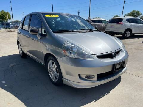 2008 Honda Fit for sale at AP Auto Brokers in Longmont CO
