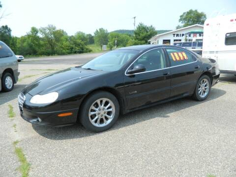 2001 Chrysler LHS for sale at Triple R Sales in Lake City MN