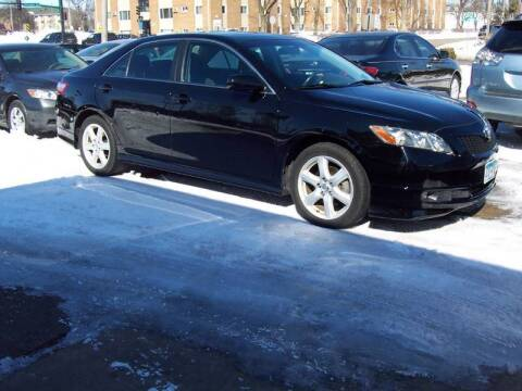 2009 Toyota Camry for sale at TOWER AUTO MART in Minneapolis MN