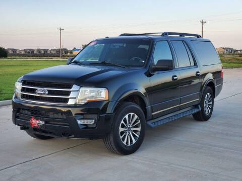 2016 Ford Expedition EL for sale at Chihuahua Auto Sales in Perryton TX