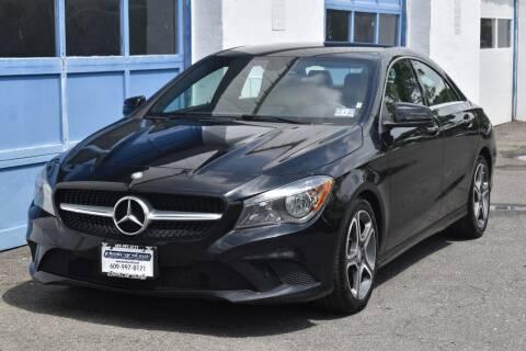 2014 Mercedes-Benz CLA for sale at IdealCarsUSA.com in East Windsor NJ