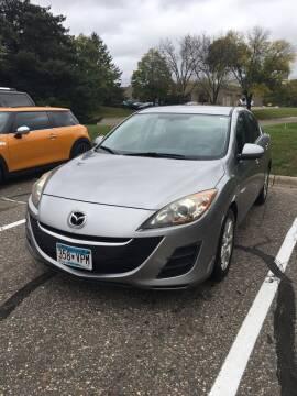 2010 Mazda MAZDA3 for sale at Specialty Auto Wholesalers Inc in Eden Prairie MN