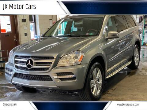 2012 Mercedes-Benz GL-Class for sale at JK Motor Cars in Pittsburgh PA