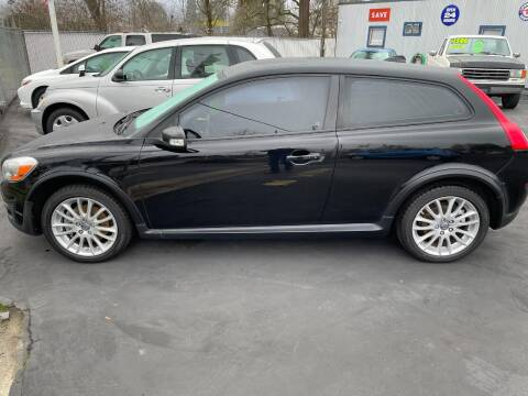 2011 Volvo C30 for sale at 3 BOYS CLASSIC TOWING and Auto Sales in Grants Pass OR
