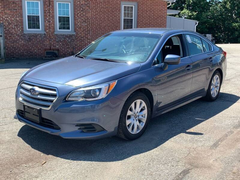 2017 Subaru Legacy for sale at Ludlow Auto Sales in Ludlow MA