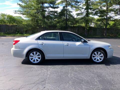 2008 Lincoln MKZ for sale at St. Louis Used Cars in Ellisville MO
