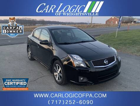 2012 Nissan Sentra for sale at Car Logic in Wrightsville PA
