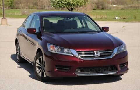 2015 Honda Accord for sale at Big O Auto LLC in Omaha NE