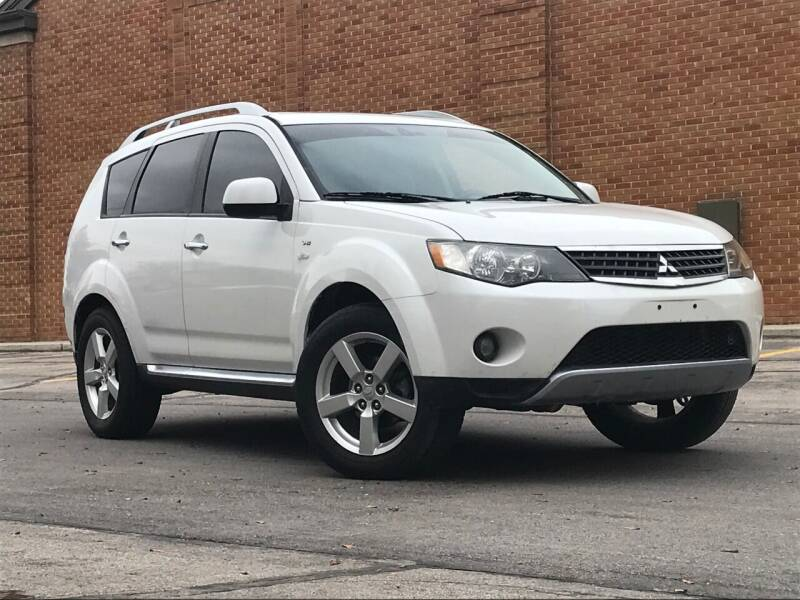 2009 Mitsubishi Outlander for sale at Used Cars and Trucks For Less in Millcreek UT