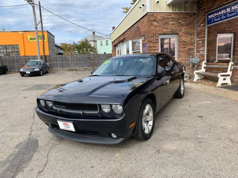 2013 Dodge Challenger for sale at Michaels Motor Sales INC in Lawrence MA