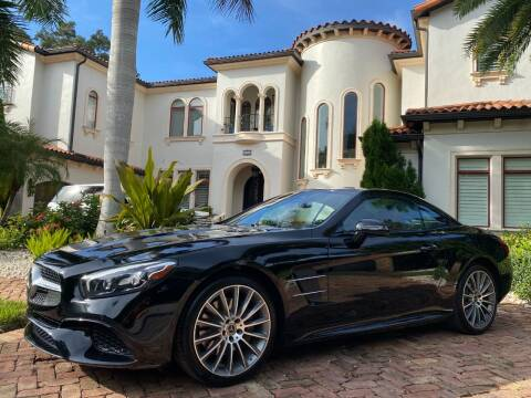 2017 Mercedes-Benz SL-Class for sale at Mirabella Motors in Tampa FL