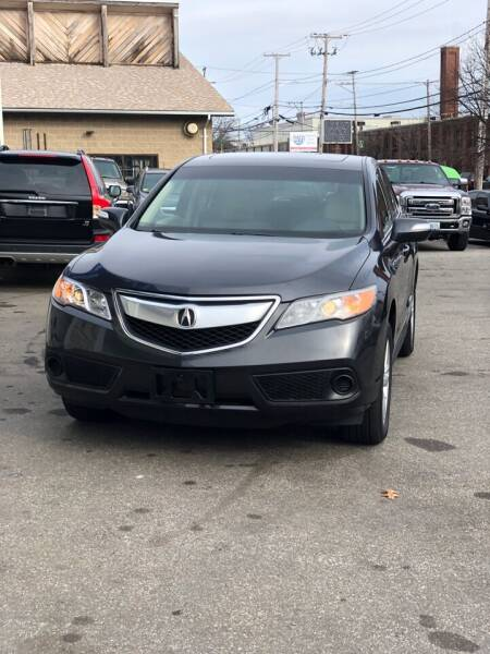 2015 Acura RDX for sale at Caravan Auto in Cranston RI