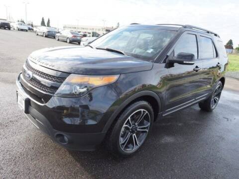 2015 Ford Explorer for sale at Karmart in Burlington WA