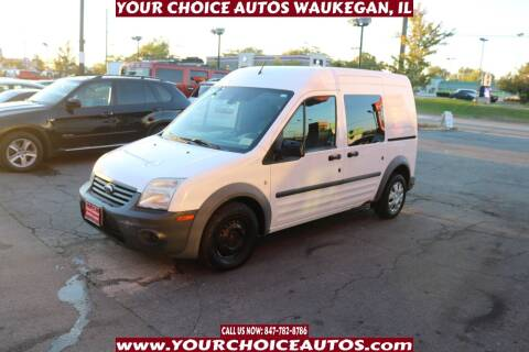 2013 Ford Transit Connect for sale at Your Choice Autos - Waukegan in Waukegan IL