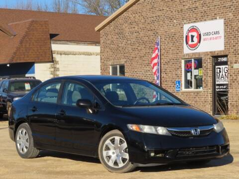 2009 Honda Civic for sale at Big Man Motors in Farmington MN