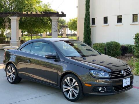 2013 Volkswagen Eos for sale at Auto King in Roseville CA