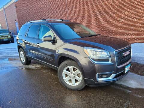 2014 GMC Acadia for sale at Minnesota Auto Sales in Golden Valley MN