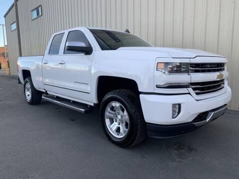 2016 Chevrolet Silverado 1500 for sale at Truck Ranch in Twin Falls ID