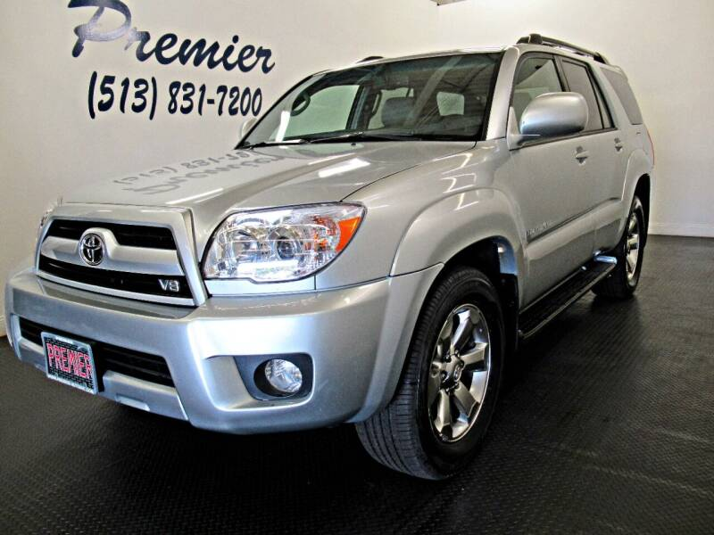 2007 Toyota 4Runner for sale at Premier Automotive Group in Milford OH