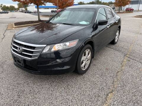 2010 Honda Accord Crosstour for sale at TKP Auto Sales in Eastlake OH