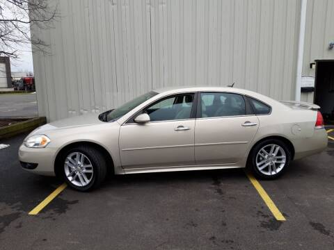 2012 Chevrolet Impala for sale at C & C Wholesale in Cleveland OH