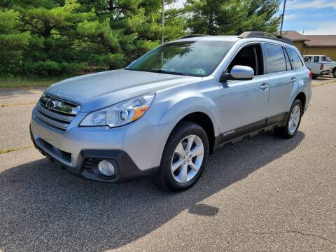 2013 Subaru Outback for sale at Finish Line Auto Sales Inc. in Lapeer MI