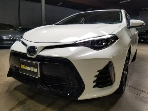 2019 Toyota Corolla for sale at 916 Auto Mart ONLY $399 DOWN!!!* in Sacramento CA