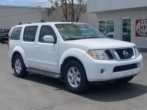 2008 Nissan Pathfinder for sale at Brown & Brown Wholesale in Mesa AZ