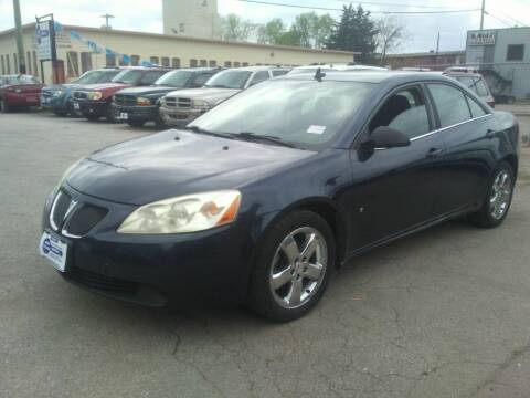 2008 Pontiac G6 for sale at New Start Motors LLC - Crawfordsville in Crawfordsville IN