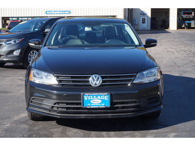 2017 Volkswagen Jetta 1.4T SE 4dr Sedan 5M - South Berwick ME