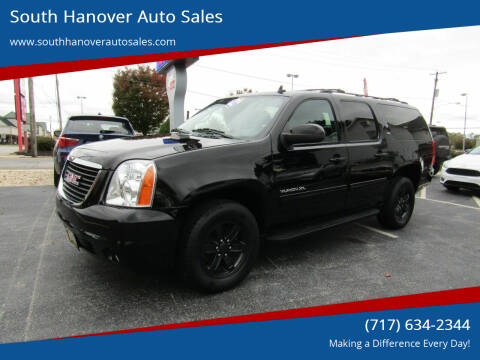 2014 GMC Yukon XL for sale at South Hanover Auto Sales in Hanover PA