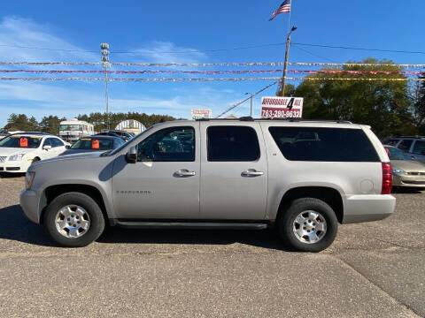 2009 Chevrolet Suburban for sale at Affordable 4 All Auto Sales in Elk River MN