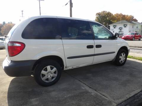 2002 Dodge Caravan for sale at English Autos in Grove City PA