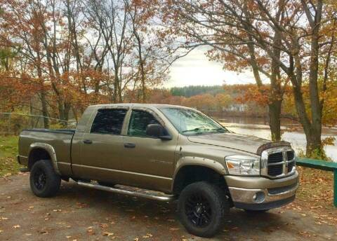 2006 Dodge Ram Pickup 2500 for sale at Greeley's Garage in Auburn ME
