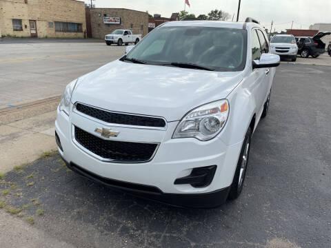 2015 Chevrolet Equinox for sale at National Auto Sales Inc. - Hazel Park Lot in Hazel Park MI
