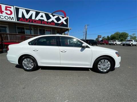 2015 Volkswagen Passat for sale at Ralph Sells Cars at Maxx Autos Plus Tacoma in Tacoma WA